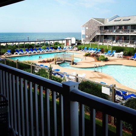 Riviera Beach Resort : Ocean view room
