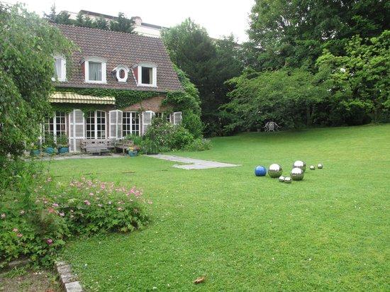 Le Jardin d' Alix : Une charmante demeure
