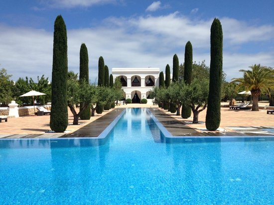 Sant Miquel De Balansat, Spain: Taj ma Ibiza!
