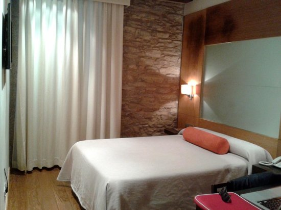 Altair Hotel: Single room
