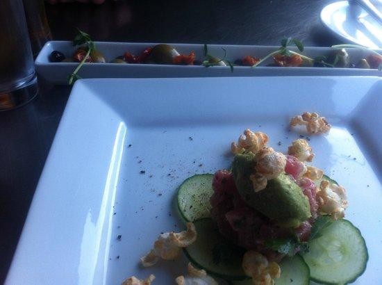 Chinched Bistro : Tuna Ceviche