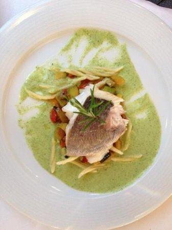 Restaurant La Bourride: Add a caption