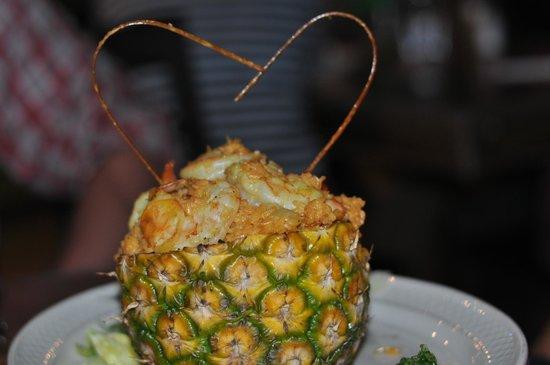Richie's Cafe: Shrimp