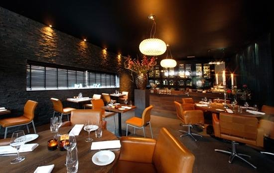 Restaurant Huson: Snackbar