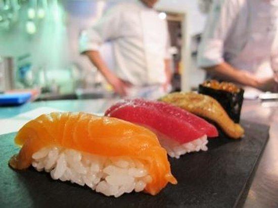 Restaurant Huson : Nigiri