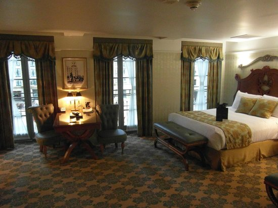 West Baden Springs Hotel: Bedroom