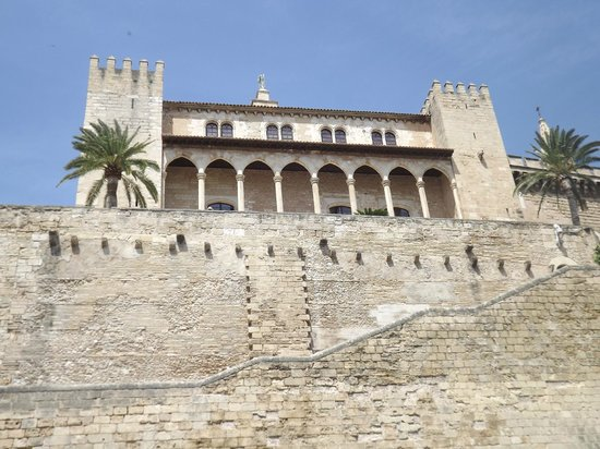 Palau de l'Almudaina : Royal Palace of The Almudaina, Palma