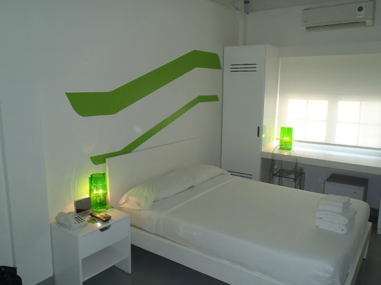 WAVE Hotel & Cafe Curacao: Room