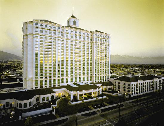 Grand America Hotel : Exterior