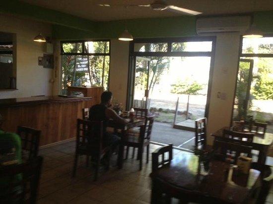 Hotel Santa Ana: Restaurant