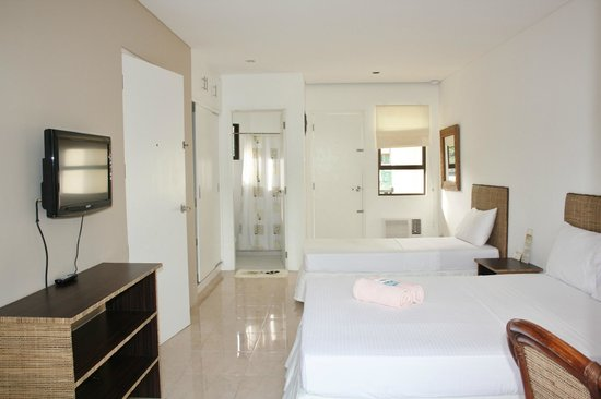 White Coral Hotel: deluxe room
