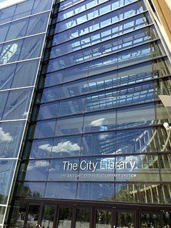 Salt Lake City Public Library: Salt Lake Public Library