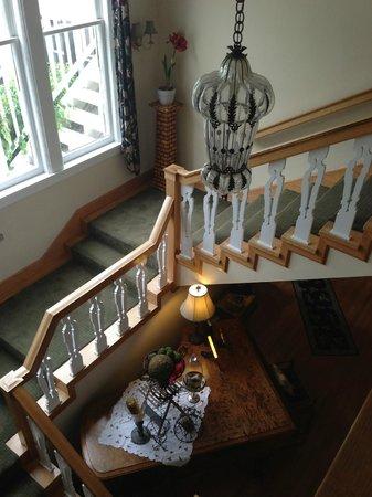Lilac Inn: Stairs
