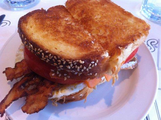 Beauty's Restaurant: Breakfast Melt