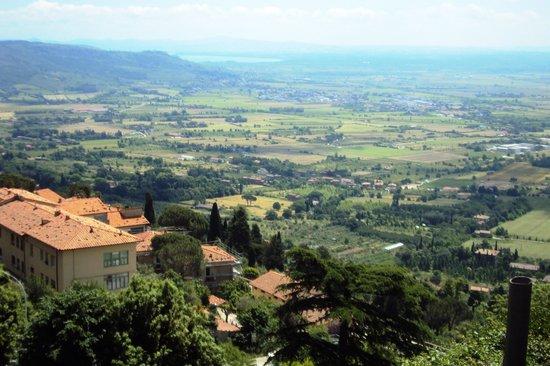 Agriturismo La Maesta: the 'Tuscan' scenery...iconic!!!