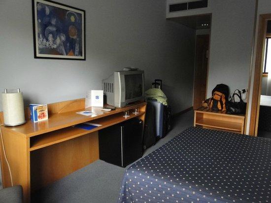 Hotel Exe Area Central: Cómodo y confortable