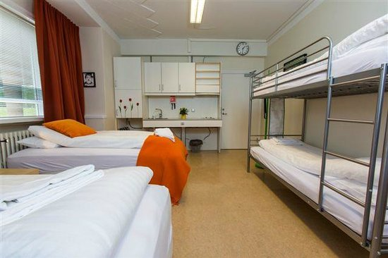 Hostel B47: Quadruple Room