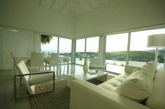 Piscadera Harbour Village: Living room