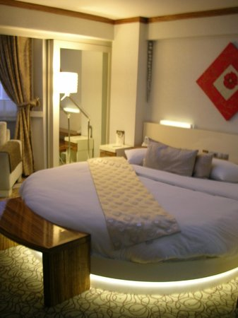 Oglakcioglu Park Boutique Hotel: Honeymoon Suite