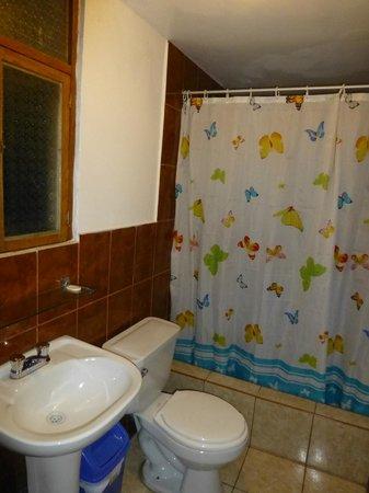 Inka Paradise Hotel: bano