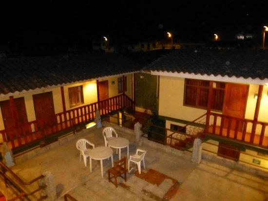 Inka Paradise Hotel: vista