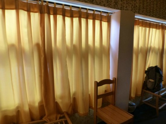 Inka Paradise Hotel: dormitorio de dia