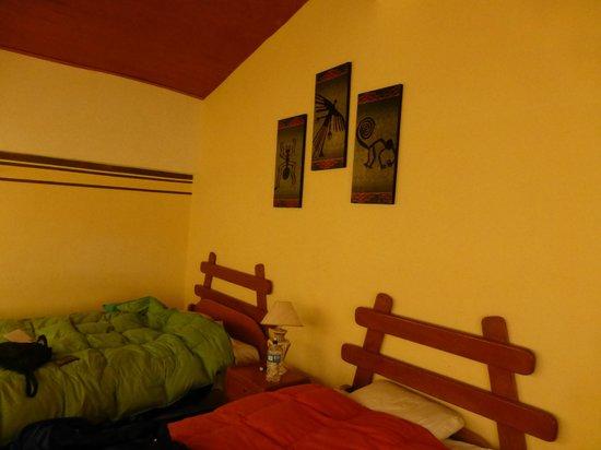 Inka Paradise Hotel: dormitorio