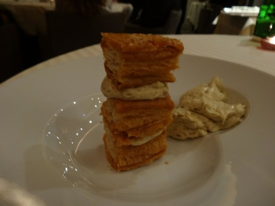 Restaurant Guy Savoy: Heavenly Dessert