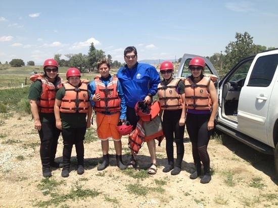 Bill Dvorak Rafting and Kayak Expeditions Picture