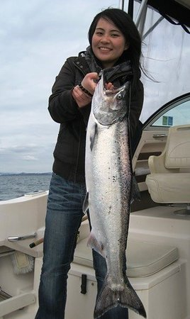 Adam's Fishing Charters: Pacific Salmon