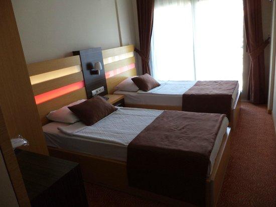 Ilayda Hotel: habitación