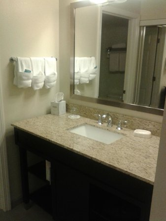 Residence Inn Boston Foxborough: Baño