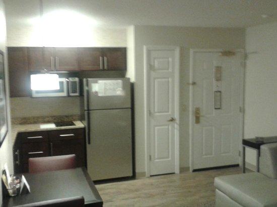 Residence Inn Boston Foxborough : Cocina