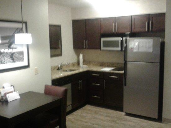 Residence Inn Boston Foxborough : Cocina I