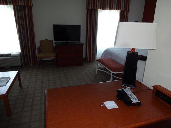 Hampton Inn Myrtle Beach - Broadway At the Beach : Hotel Room