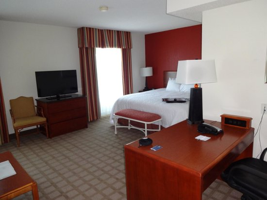 Hampton Inn Myrtle Beach - Broadway At the Beach: Hotel Room
