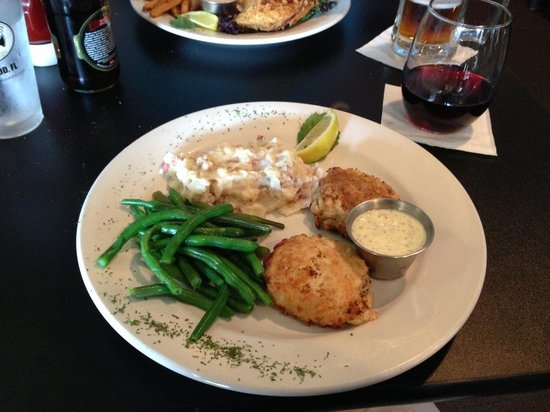 Codfather's Seafood & Grille: Crab Cakes