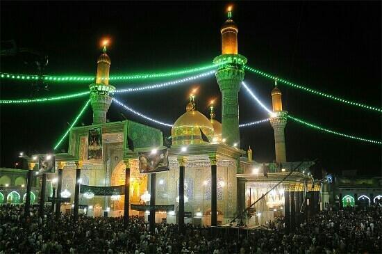 Ιράκ: بغداد اﻻمام موسى الكاظم