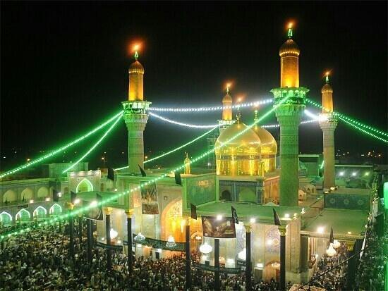 Iraq: بغداد اﻻمام موسى الكاظم