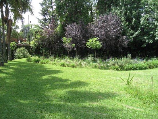 Eaton Place : Jardín