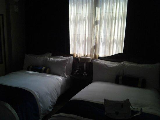 Walker Hotel Greenwich Village: beds