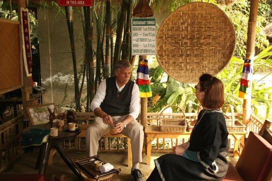Nameri Eco Camp: Tea at Nameri EKO Camp