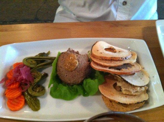 Stopsky's Delicatessen: Chopped Liver