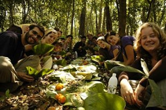 Along the Nam Tha - Private Day Tours: Picnic in the jungle