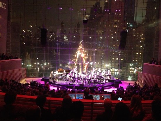 Jazz at Lincoln Center: The show