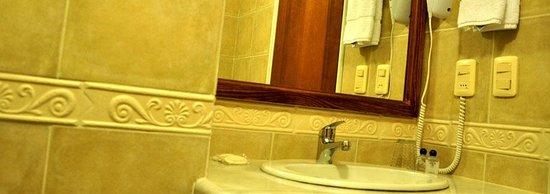 Ayres Hotel: Baño