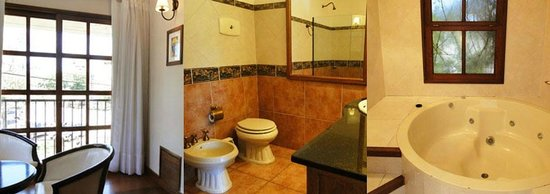 Ayres Hotel: Baño Room Matrimonial  DeLuxe