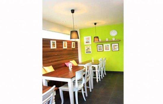 Cafe Lada putih