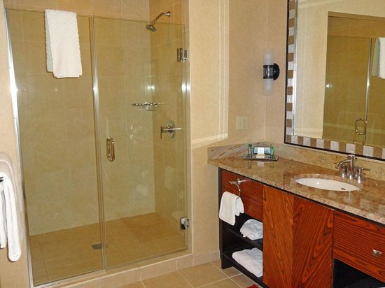 Hilton Promenade at Branson Landing: Bathroom