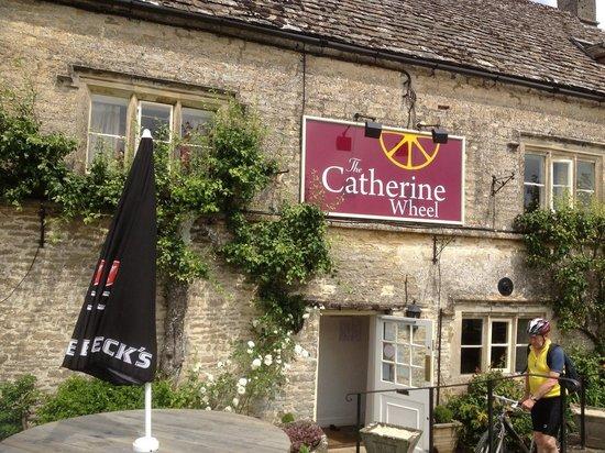 The Catherine Wheel - Bibury: The Catherine Wheel
